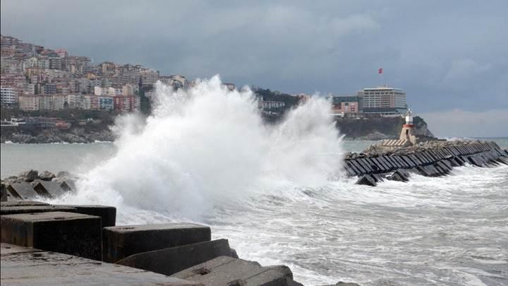 Karadeniz'de dalga enerjisinden elektrik üretilmeye çalışılacak
