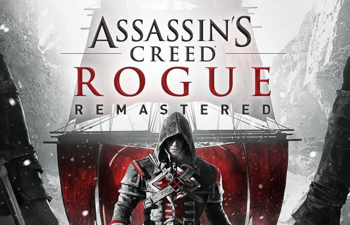 Assassin's Creed: Rogue Remastered yeni nesil konsollara geliyor