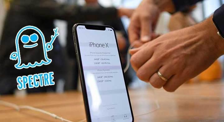 Spectre güvenlik yamaları iPhone'ları yavaşlattı