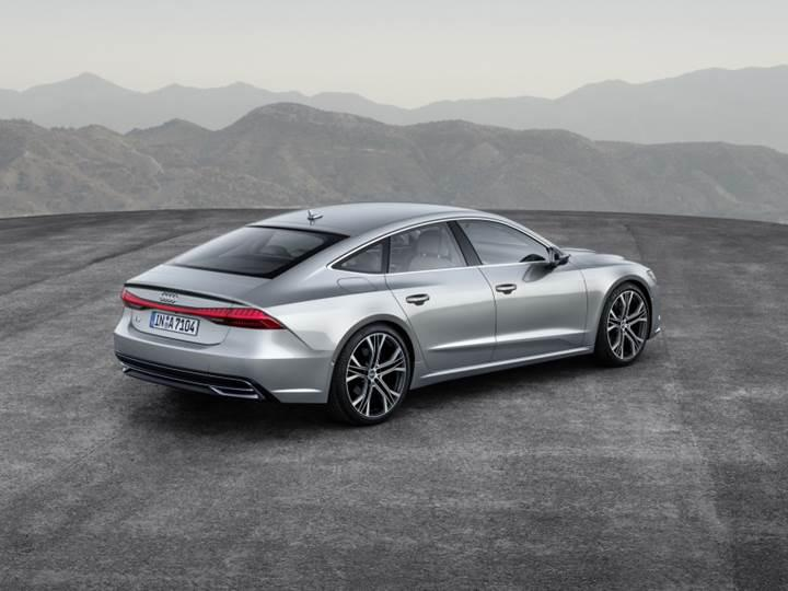 2019 Audi A7 Sportback sahneye çıkmaya hazırlanıyor