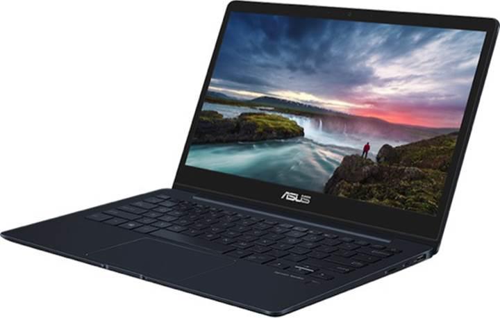 """Asus """"tüy"""" kadar hafif ZenBook 13 modelini duyurdu"""