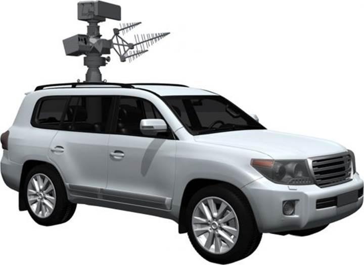 ASELSAN'dan yerli anti-drone sistemi: İHTAR