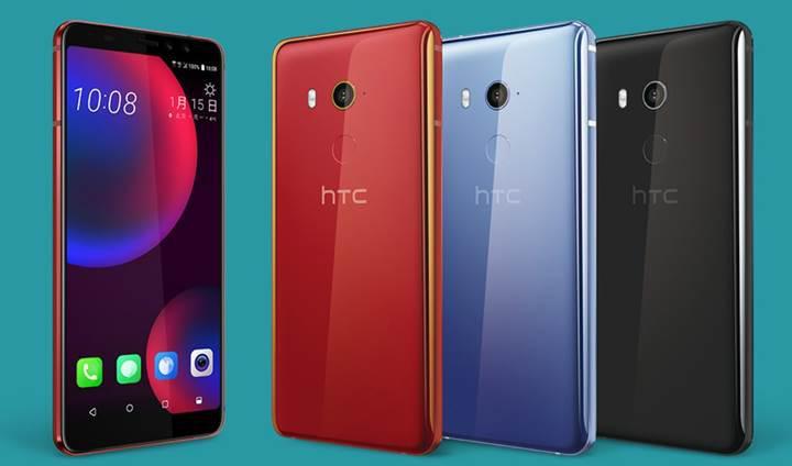 HTC U11 EYEs tanıtıldı: İşte özellikleri ve fiyatı