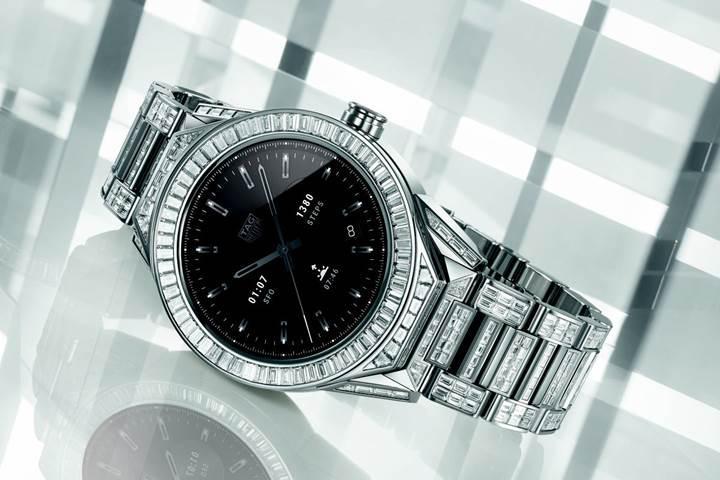 Tag Heuer dünyanın en pahalı Android Wear akıllı saatini satışa sundu