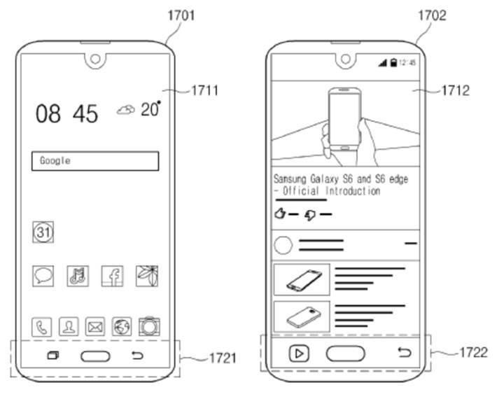 Samsung da çentik tasarımına sıcak bakıyor