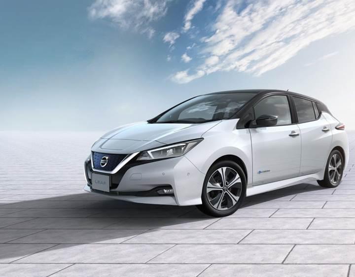 Yeni Nissan Leaf'in ön siparişleri 13.000'i geçti