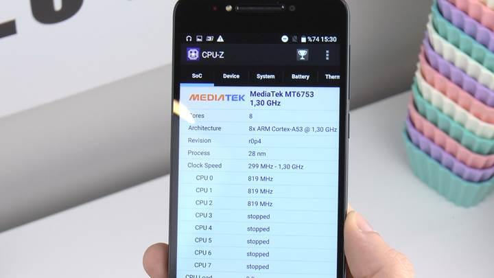 Alcatel A5 LED incelemesi