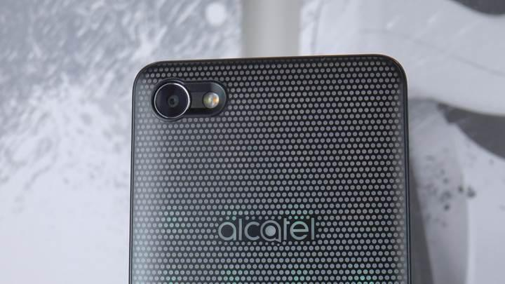 Alcatel A5 LED incelemesi