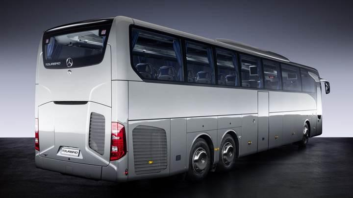 Mercedes-Benz Türk yeni Tourismo'yu tanıttı