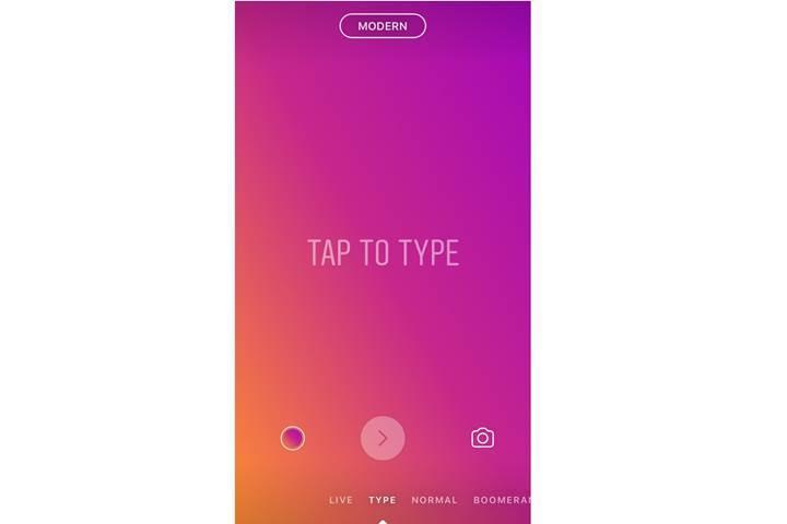Instagram'a metin oluşturma aracı geliyor