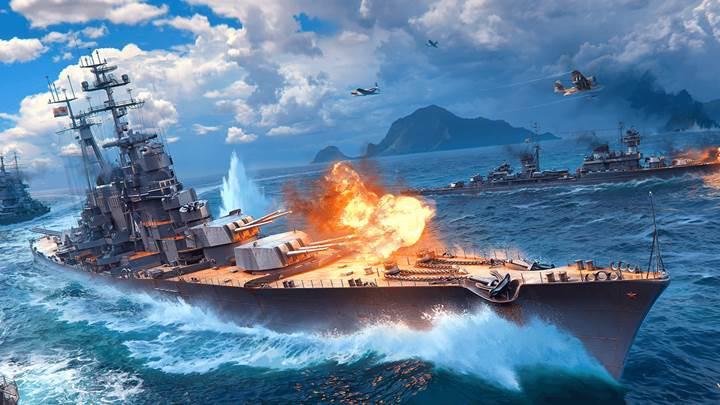 Sevilen oyun World of Warships'in mobil versiyonu yayınlandı