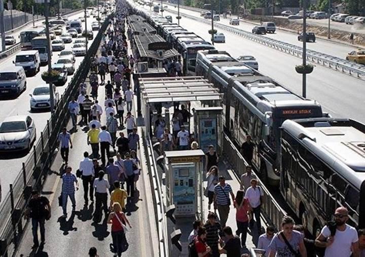 Toplu taşımada yüz tanıma ile turnikesiz geçiş başlıyor