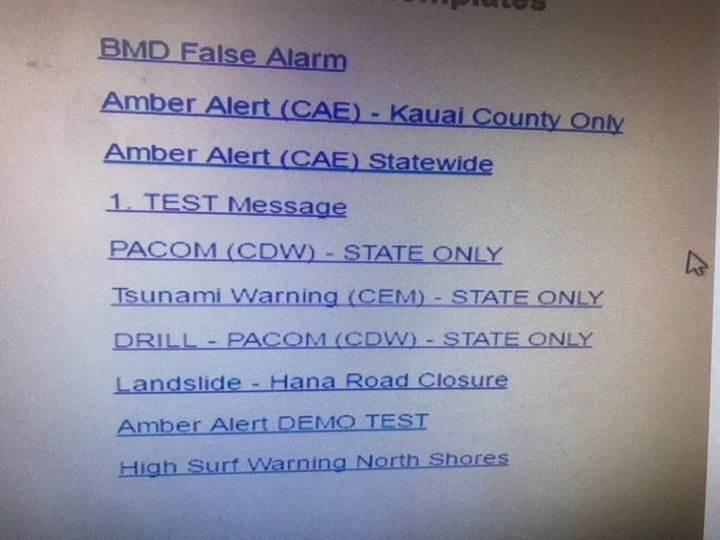 Yanlış füze alarmı yapılan Hawaii'de yeni güvenlik zafiyeti ortaya çıktı