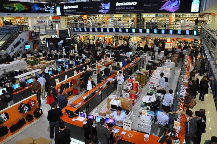 Türkiye'de bilgisayar satışları bu sene de düşüşte