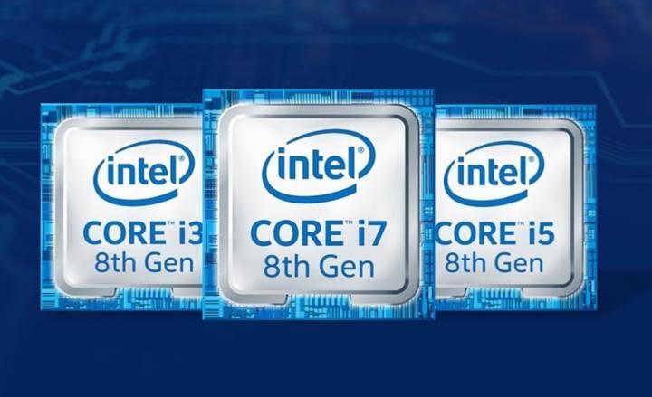 Intel 4.8 GHz'e çıkan mobil i9 işlemcisini duyurdu: Core i3 - i5 işlemcilerin fiyatları!