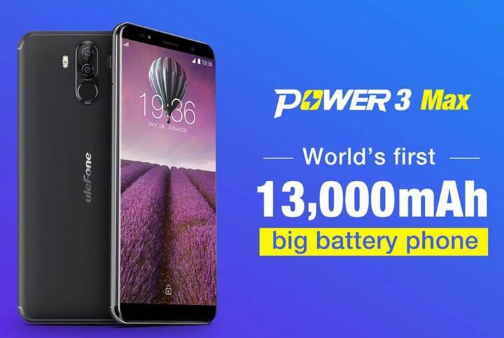 Akıllı telefon bataryalarında yeni rekor: Tam 13 000 mAh kapasite