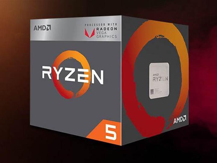 AMD masaüstü Raven Ridge APU'larının bir kısmını detaylandırdı-işte fiyatlar