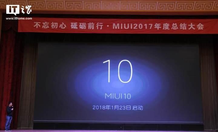Xiaomi yapay zekaya ağırlık vereceği MIUI 10'u resmen duyurdu