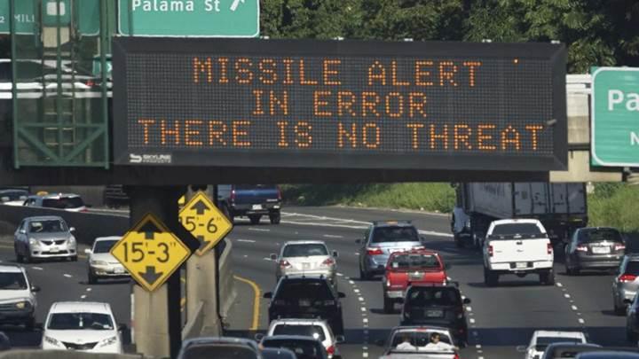 Hawaii valisi yanlış füze alarmı sırasında Twitter şifresini unuttu