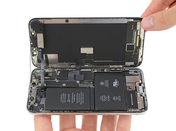 2018 model iPhone'ların bataryası LG'ye emanet