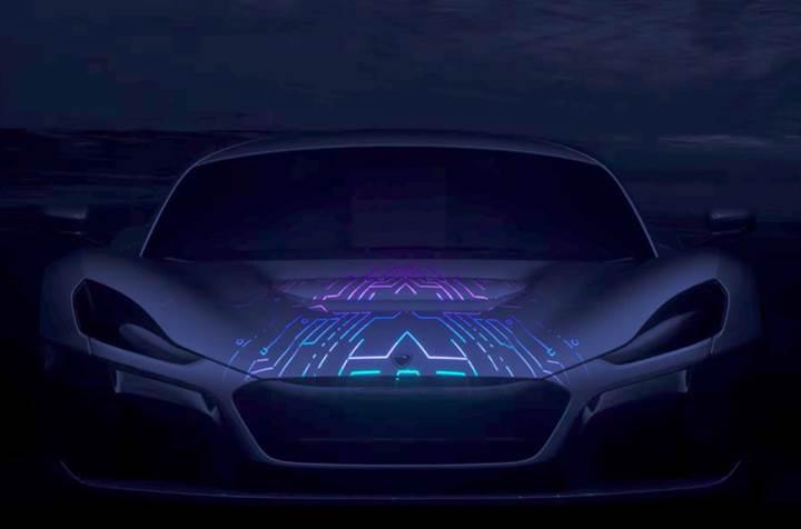 Rimac, Tesla Roadster'a rakip otomobilinin teaser videosunu yayınladı