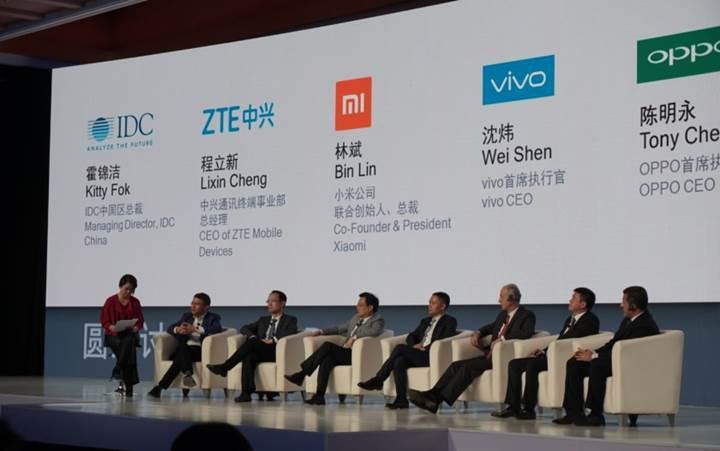 Qualcomm'dan Lenovo, Oppo, Vivo ve Xiaomi ile 2 milyar dolarlık 5G anlaşması