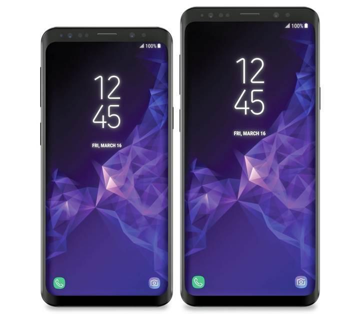 İşte karşınızda Samsung Galaxy S9 ve S9+