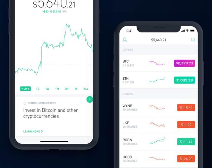 Robinhood Crypto ile komisyonsuz Bitcoin ticareti başlıyor