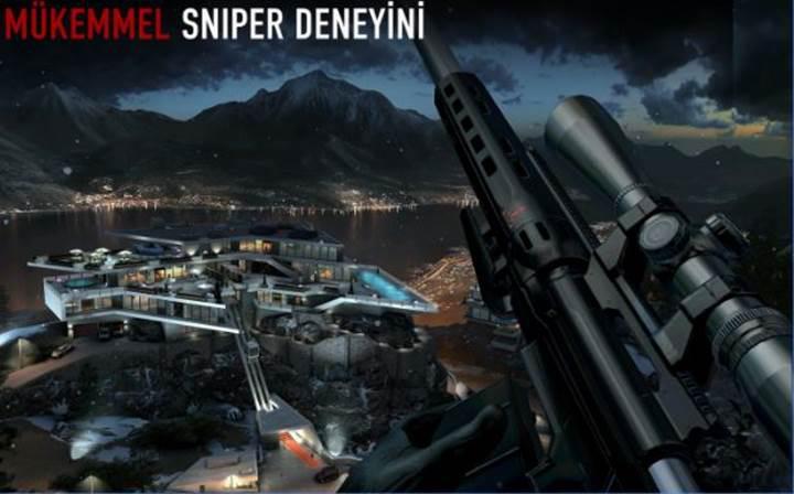Hitman Sniper sınırlı bir süre için ücretsiz