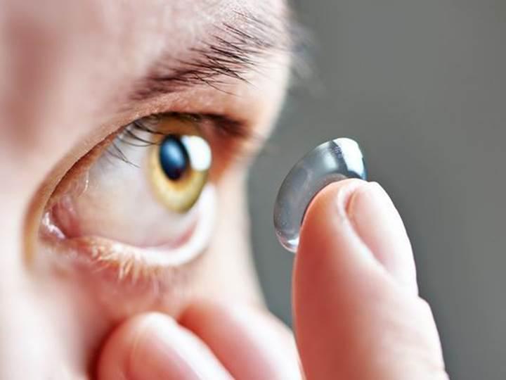 Yeni geliştirilen akıllı kontak lens kan şekeri ölçümünde oldukça iddialı