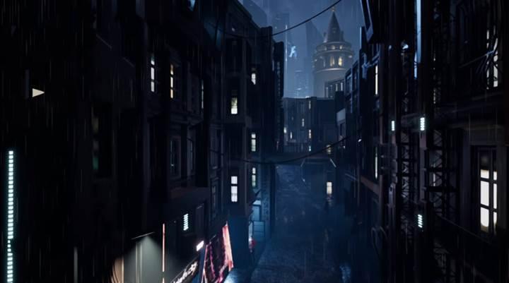 Distopik İstanbul'u ele alan ManMade oyunu Kickstarter yolunda