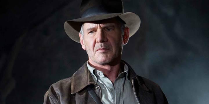 Spielberg'in sıradaki filmi Indiana Jones 5 olacak