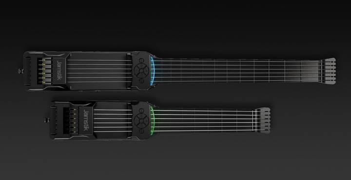Zivix akıllı gitarlarını daha da iyi hale getirdi