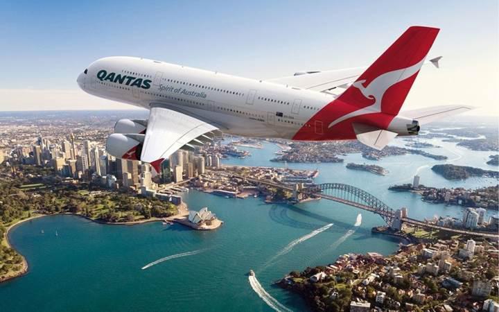 Qantas, hardal tohumundan üretilmiş biyoyakıtla uzun mesafeli uçuş gerçekleştirdi