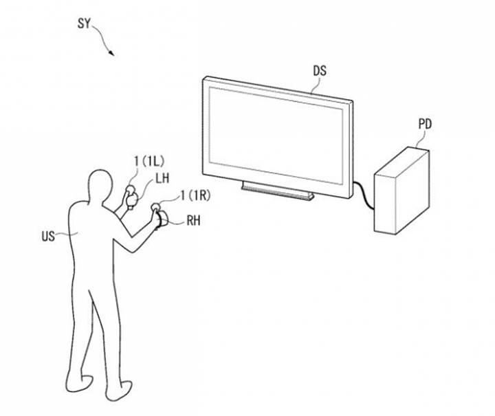 Ortaya çıkan kontrolcü patentleri yeni PS VR kaskına işaret ediyor