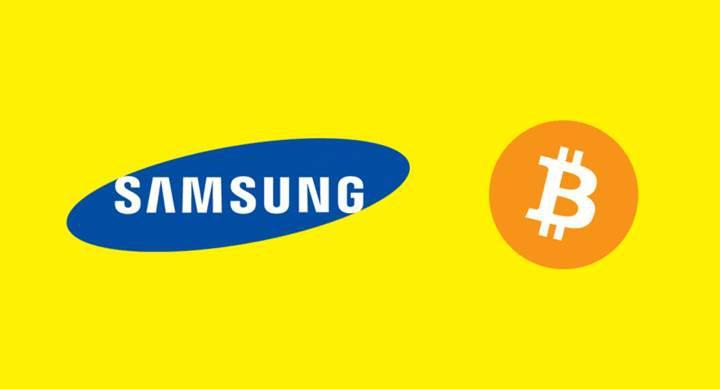 Samsung kripto para madenciliği için donanım üretecek