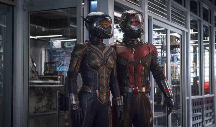 Ant-Man and the Wasp'ın ilk fragmanı yayınlandı