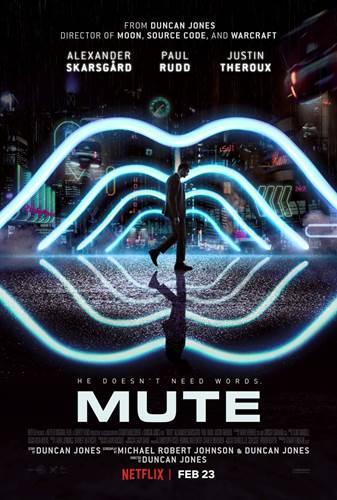 Bilim-kurgu filmi Mute'ün ilk fragmanı yayınlandı