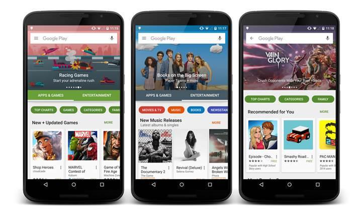Google, 2017'de Play Store'dan 700.000 kötü amaçlı uygulama kaldırdı