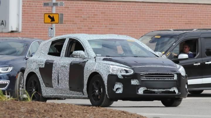 2019 Ford Focus Cenevre Otomobil Fuarı'nda tanıtılmayacak