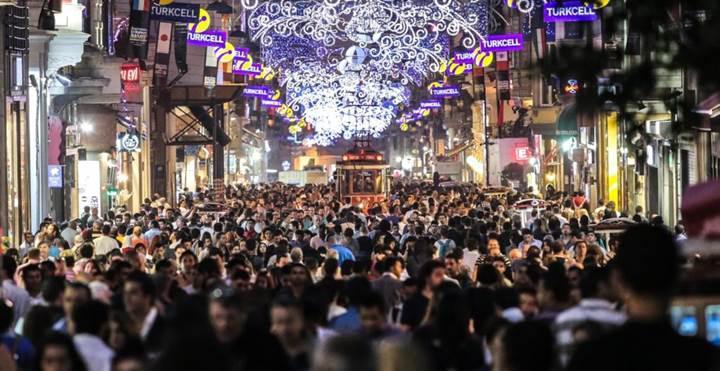 Türkiye'nin nüfusu 80 milyonu aştı