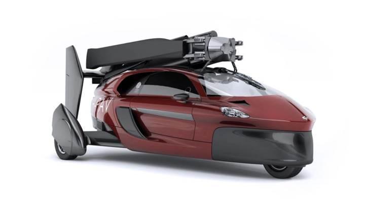 PAL-V'nin uçan arabası 2018 Cenevre Otomobil Fuarı'nda görücüye çıkacak