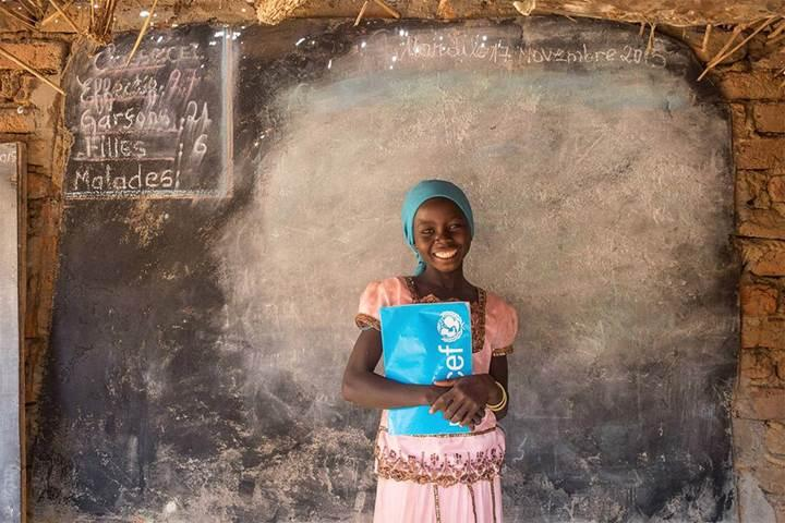 UNICEF için sanal madencilik yapabilirsiniz