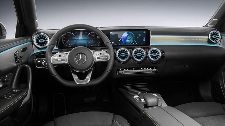 2018 Mercedes-Benz A Serisi resmi olarak tanıtıldı