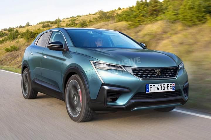 Yeni Peugeot 4008 coupe-SUV modeli 2020 yılında gelecek