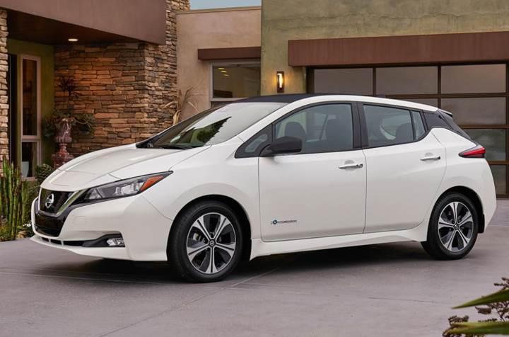 Nissan ve Infiniti'den 6 yeni elektrikli model geliyor