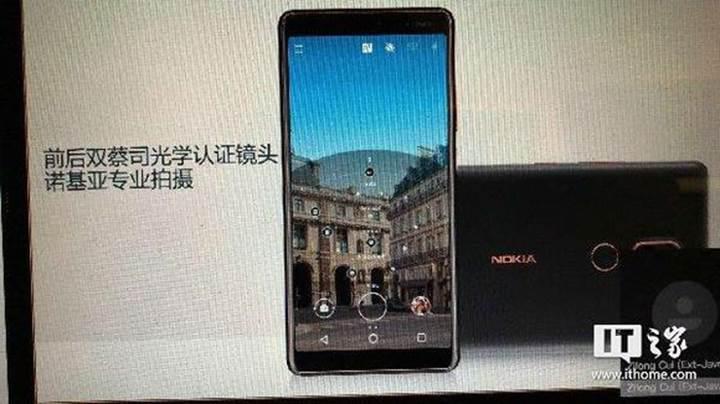 Nokia 7 Plus'ın görselleri ortaya çıktı