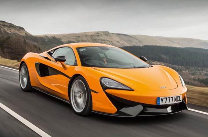 McLaren: Yeni nesil araçlarımız hibrit ve otonom olacak