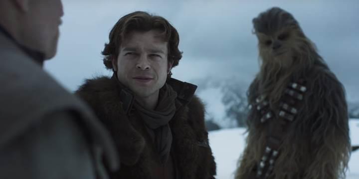 Solo: A Star Wars Story'nin ilk uzun fragmanı yayınlandı