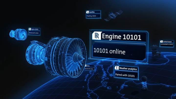 Uçak motorlarına yapay zeka dokunuşu: Kendi kendini onarabilecek!